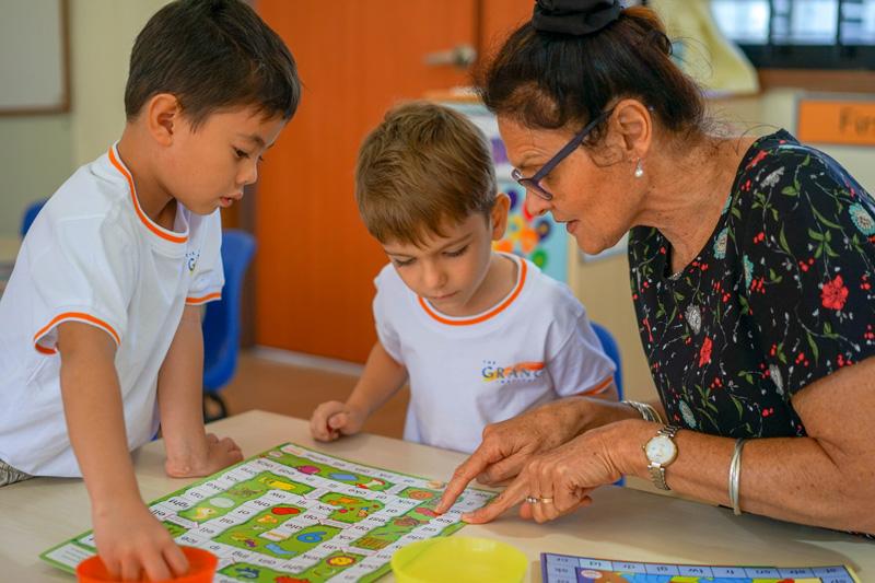 International Schools in Singapore with British Curriculum
