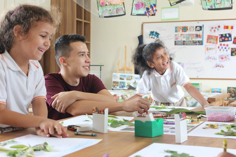 Admissions for affordable international school