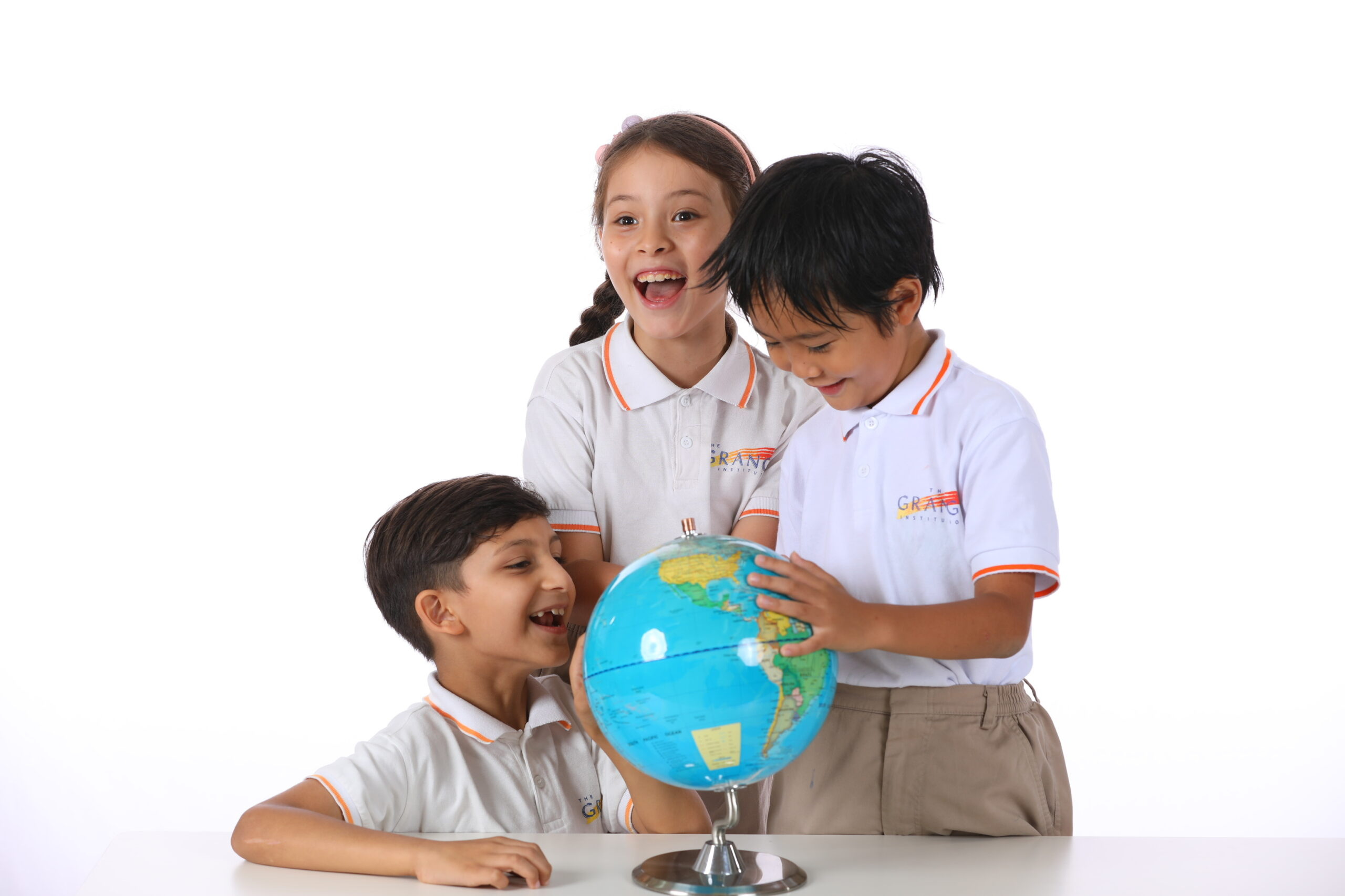 The Grange promotes a global school community within their diverse learning community